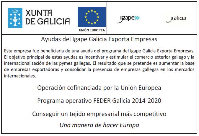 Ayuda Igape Exporta Empresas
