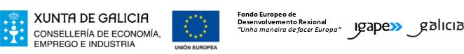 IGAPE - Xunta de Galicia - FEDER