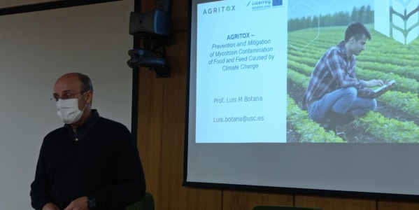 1st regional meeting of AGRITOX Project